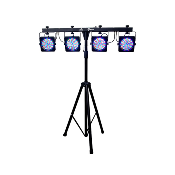 SCANIC PAR64 LED set